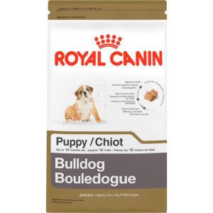 Thức ăn cho chó Royal Canin Bulldog Puppy Dry Dog Food