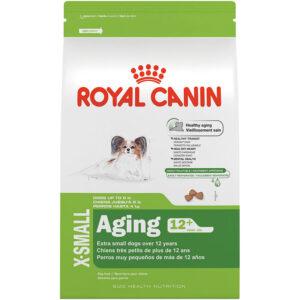 Thức ăn cho chó Royal Canin X-Small Aging +12