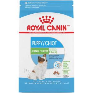 Thức ăn cho chó Royal Canin X-Small Puppy
