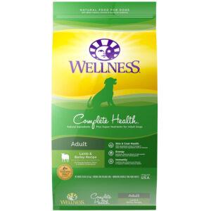 Thức ăn cho chó Wellness Complete Health Adult Lamb & Barley Recipe