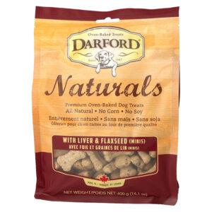Thức ăn cho chó Darford Naturals Liver & Flaxseed