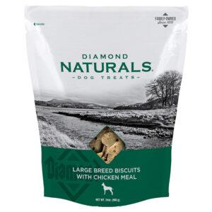 Bánh thưởng cho chó Diamond Naturals Adult Biscuits Chicken