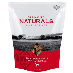 Bánh thưởng cho chó Diamond Naturals Biscuits with Lamb