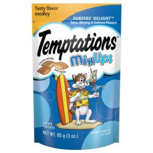 Bánh thưởng cho mèo Temptations Mixups Surfer's Delight