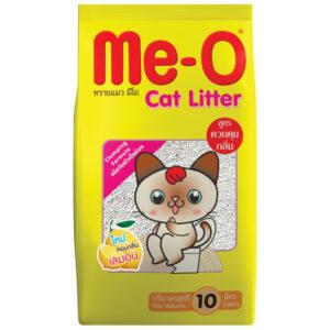 Cát vệ sinh cho mèo Me-O Lemon
