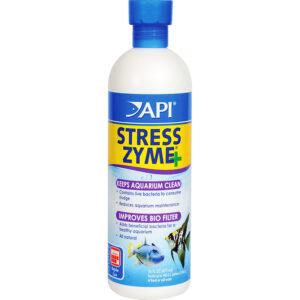 Dung dịch lọc bể cá cảnh API Stress Zyme Freshwater & Saltwater