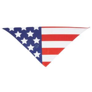 Khăn quàng cổ chó mèo Dog Fashion Living American Flag