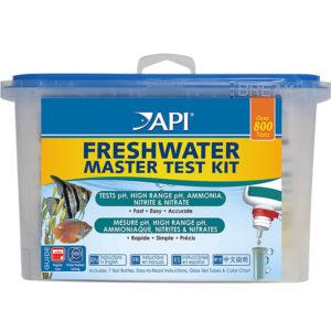 Máy đo độ PH trong bể cá API Freshwater Aquarium