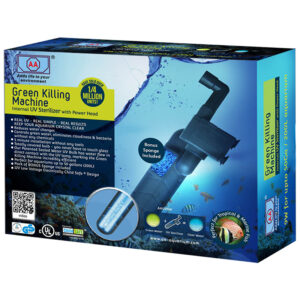 Máy lọc bể cá AA Aquarium Green Killing