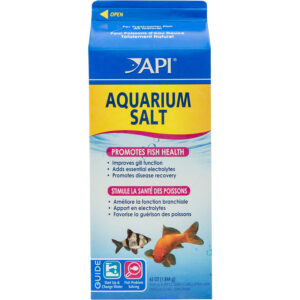 Muối làm sạch bể cá API Freshwater