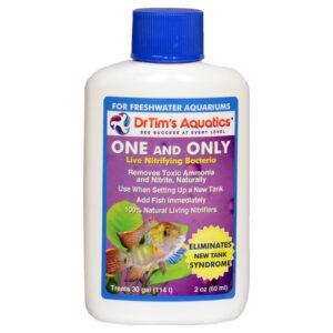 Nước lọc mùi bể cá Dr. Tim's Aquatics One & Only for Freshwater