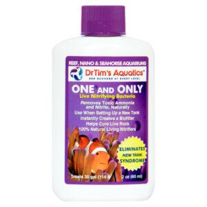 Nước lọc mùi bể cá Dr. Tim's Aquatics One & Only for Reef