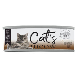 Pate cho mèo Dave's Pet Food Beef with Duck
