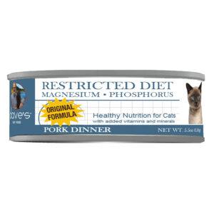 Pate cho mèo Dave's Pet Food Magnesium Phosphorus