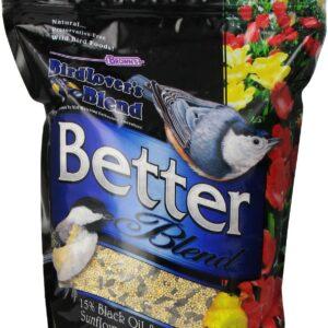 Thức ăn cho chim Brown's Bird Lover's Blend Better Blend