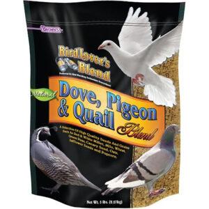 Thức ăn cho chim Brown's Bird Lover's Blend Dove, Pigeon & Quail Blend