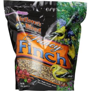 Thức ăn cho chim Brown's Bird Lover's Blend Fancy Finch