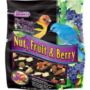 Thức ăn cho chim Brown's Bird Lover's Blend Nut, Fruit & Berry