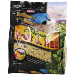 Thức ăn cho chim Brown's Bird Lover's Blend Real! Fruit & Nut