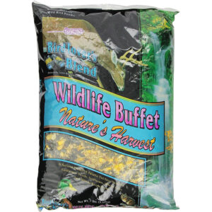 Thức ăn cho chim Brown's Bird Lover's Blend Wildlife Buffet Nature's Harvest