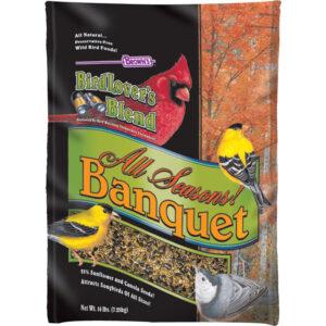 Thức ăn cho chim Brown's Bird Lover's Blend All Seasons! Banquet