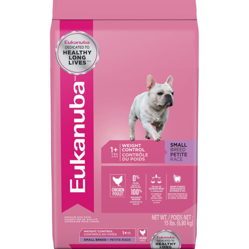 Thức ăn cho chó Eukanuba Small Breed Adult Weight Control