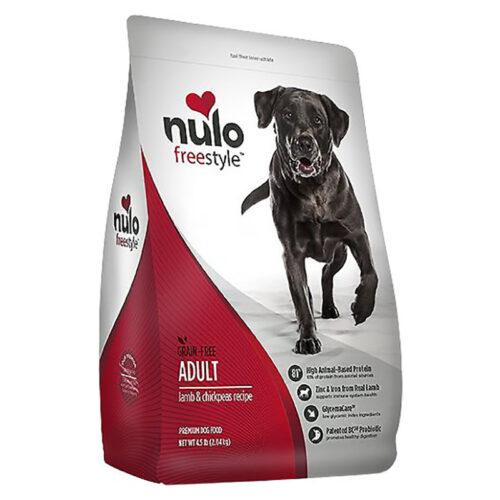Thức ăn cho chó Nulo Freestyle Lamb & Chickpeas Adult