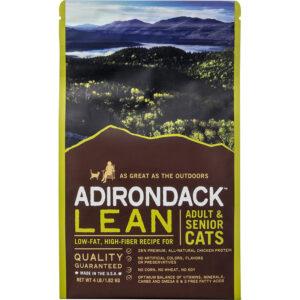 Thức ăn cho mèo Adirondack Lean Adult & Senior Recipe