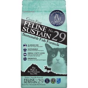 thuc-an-cho-meo-annamaet-grain-free-feline-sustain-no-29-fish-formula