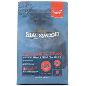 Thức ăn cho mèo Blackwood Chicken Meal & Field Pea Recipe