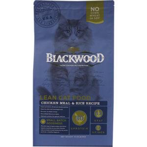 Thức ăn cho mèo Blackwood Chicken Meal & Rice Recipe Lean