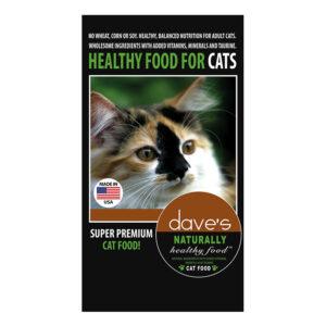 Thức ăn cho mèo Dave's Pet Food Naturally Healthy Adult