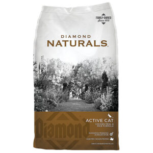 Thức ăn cho mèo Diamond Naturals Active Chicken Meal Rice
