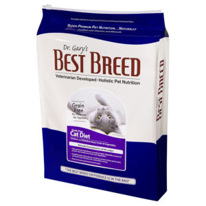 Thức ăn cho mèo Dr. Gary's Best Breed Holistic Stages