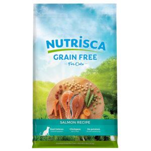 Thức ăn cho mèo Nutrisca Grain-Free Salmon