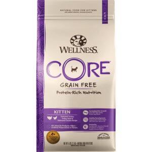 Thức ăn cho mèo Wellness CORE Grain-Free Kitten Formula
