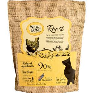 Thức ăn cho mèo Wishbone Roost Grain-Free