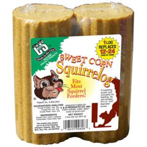 Thức ăn cho sóc C&S Sweet Corn Squirrelog Refill