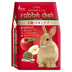 Thức ăn cho thỏ Rabbit Diet Apple Flavour