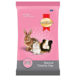 Thức ăn cho thỏ SmartHeart Natural Timothy Hay