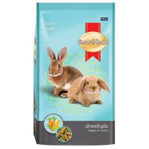Thức ăn cho thỏ Smartheart Veggies & Cereals