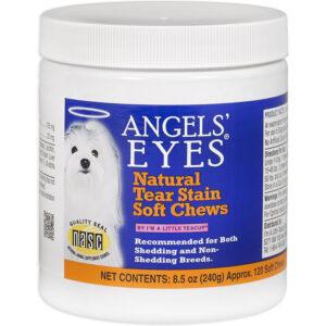 Thức ăn dinh dưỡng giữ màu lông cho chó mèo Angels' Eyes