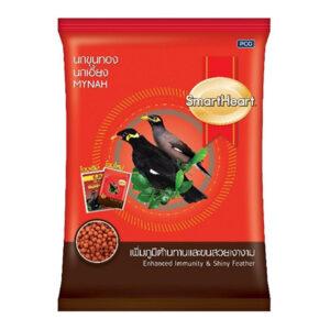 Thức ăn tăng cường màu lông cho chim SmartHeart Mynah