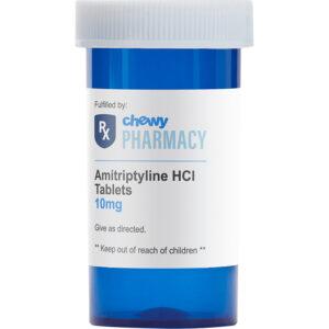 Thuốc an thần cho chó mèo Amitriptyline HCl (Generic) Tablets