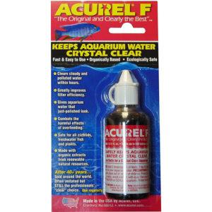Thuốc khử trùng bể cá Acurel F Aquarium Water Clarifier