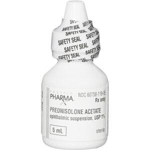 Thuốc trị bênh ở mắt cho chó mèo Prednisolone Acetate (Generic)