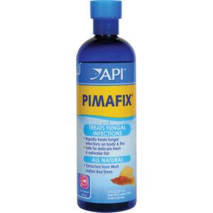 Thuốc trị nấm cho cá API Pimafix Freshwater & Saltwater