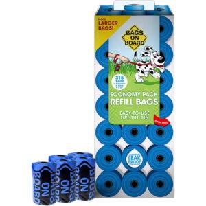 Túi đựng phân chó Bags on Board Bag Refill Pack