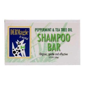Xà phòng tắm cho chó DERMagic Peppermint & Tea Tree Oil