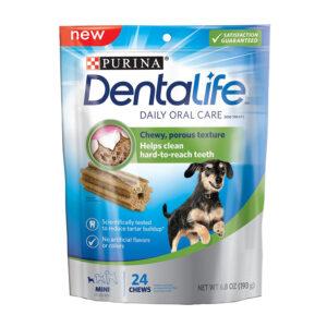 Xương gặm sạch răng cho chó DentaLife Oral Mini